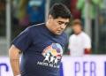 Maradona : un de ses maillots pour la coupe du monde 1982 bientôt vendu aux enchères