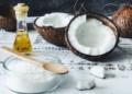 Huile de coco (photo de  Tijana Drndarski - Unsplash)