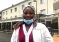 Lydia, une aide-soignante béninoise  menacée d'expulsion Crédit Image : Serge Pueyo/RTL | Crédit Média : Serge Pueyo