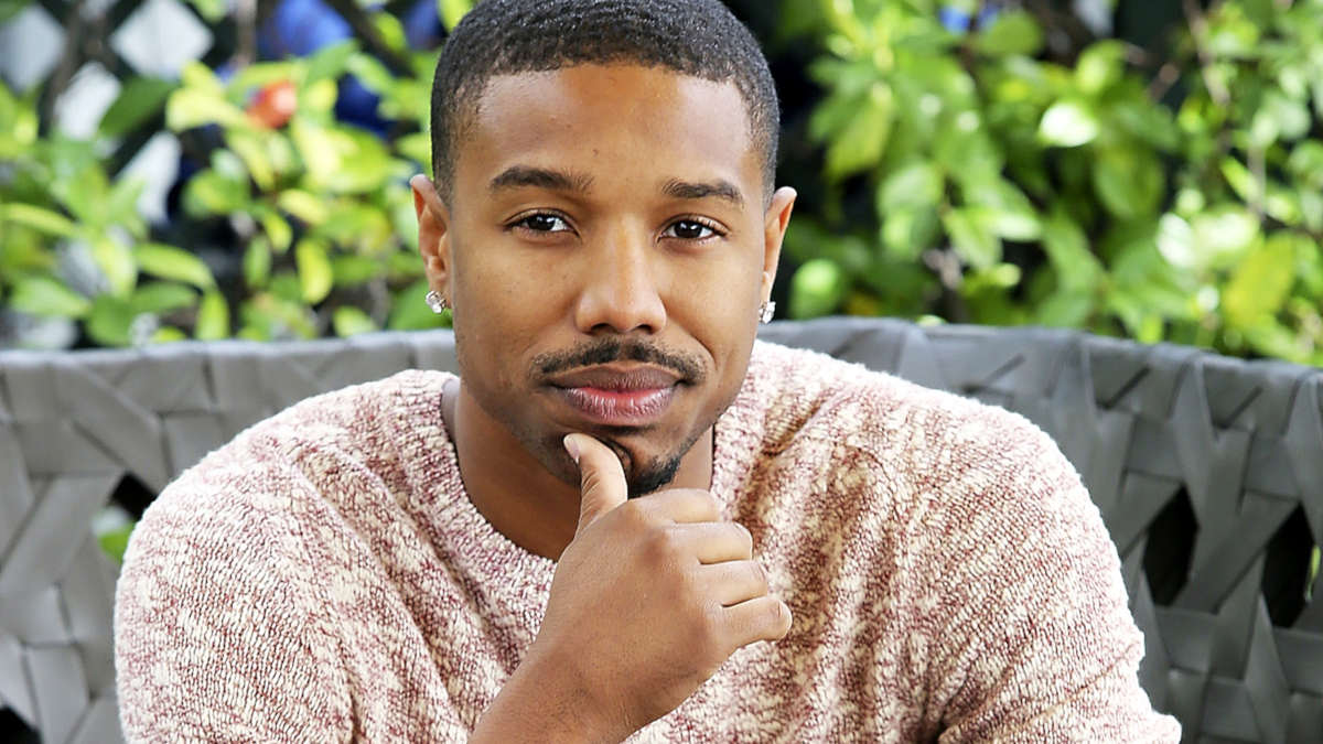 Michael B. Jordan(Photo by Ernesto Ruscio/Getty Images)