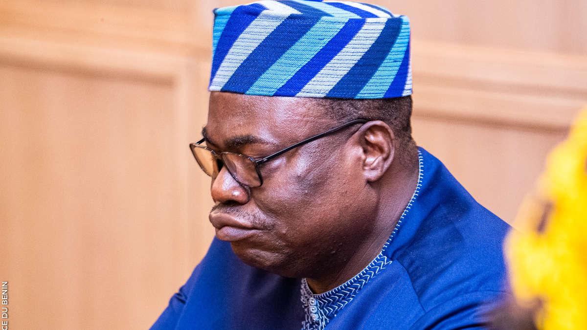 He Okounlola Photo : Présidence Bénin