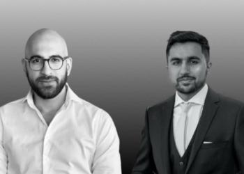 Walid Oukaci (à gauche) et Rohid Jetha (à droite)