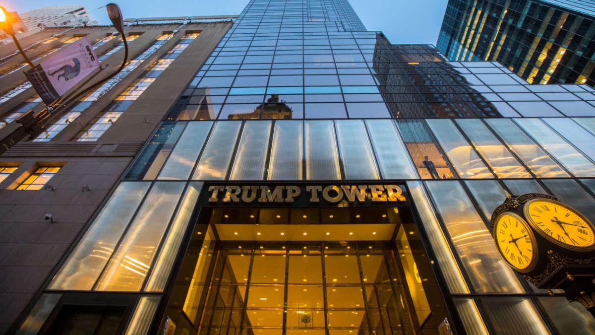 Trump Tower (Photo de Hiroko Masuike)