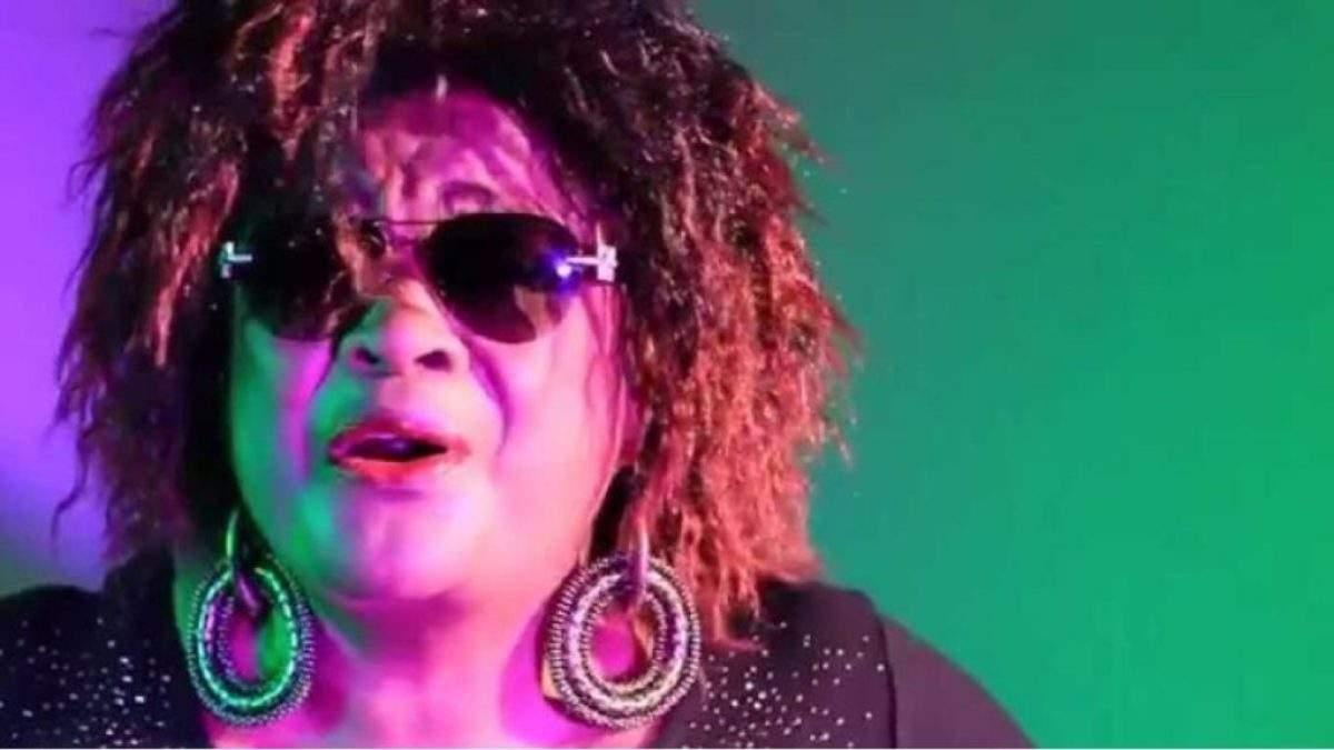 La chanteuse congolaise Tshala Muana. Photo : DR