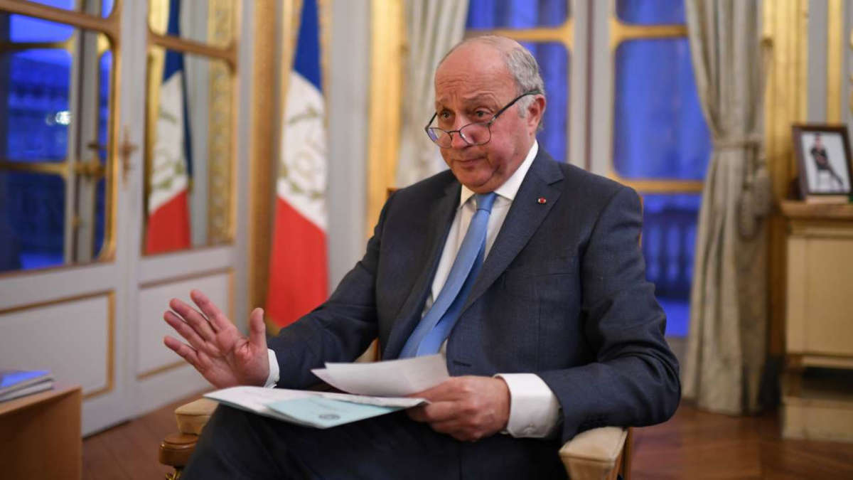 Laurent Fabius. Photo : DR