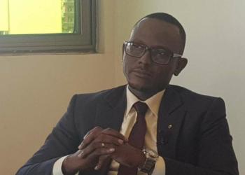 Clément Capo-Chichi, Président de la CBDH. Photo DR