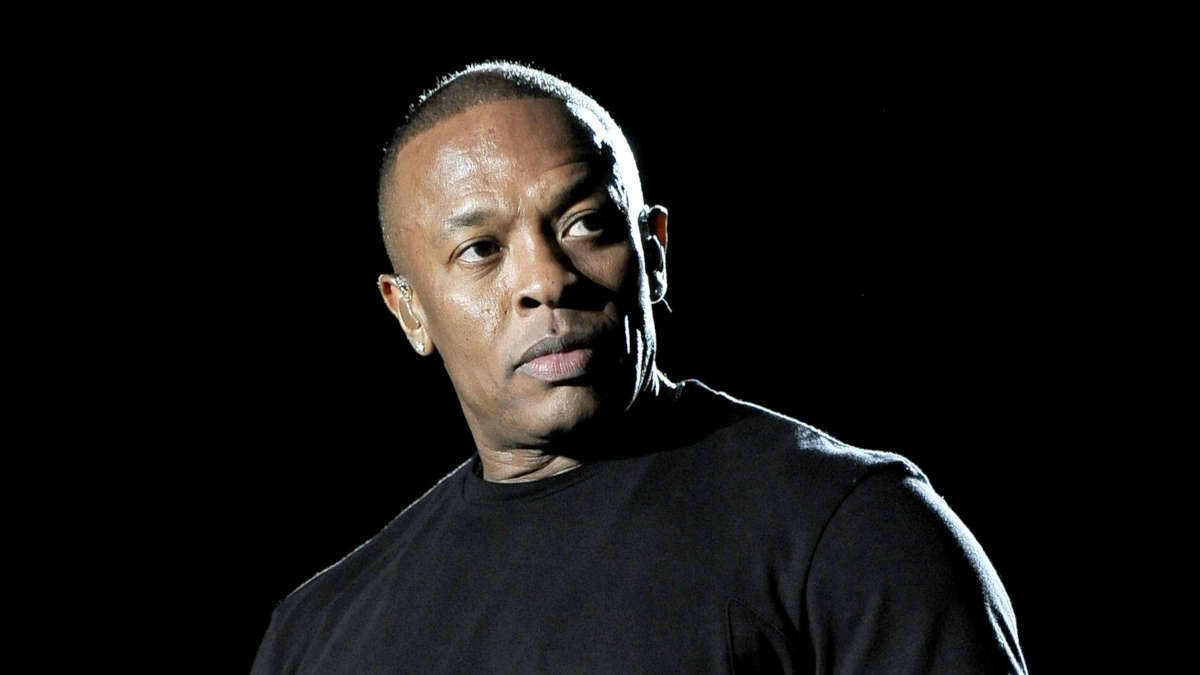 Dr Dre (Photo GETTY IMAGES)
