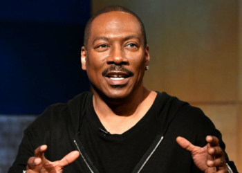 Eddie Murphy (EMMA MCINTYRE/GETTY IMAGES)