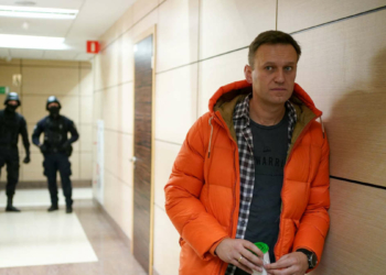 Alexei Navalny. Photo: Dimitar Dilkoff/AFP via Getty Images
