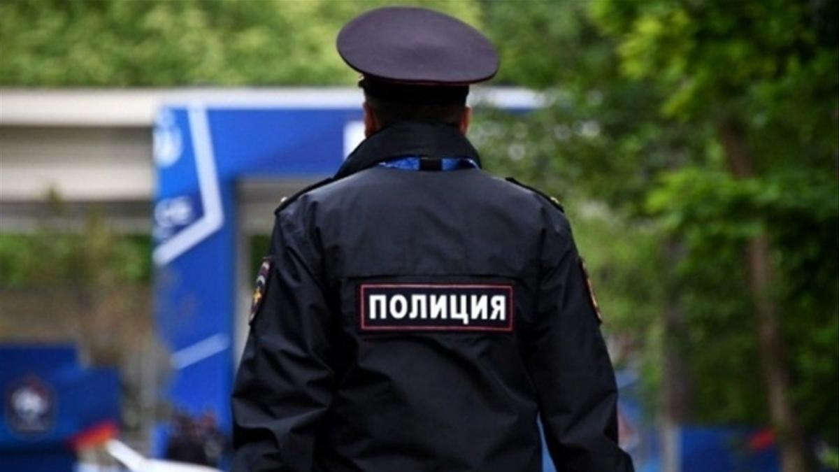 Policier Russe (Photo DR)