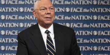 Colin Powell. Photo Mary F. Calvert via AP