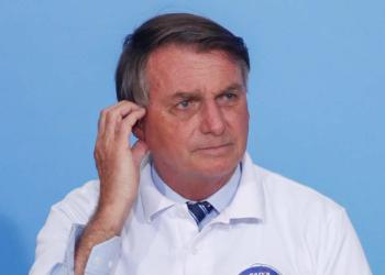 Jair Bolsonaro. Sérgio Lima/Poder360 12.01.2021