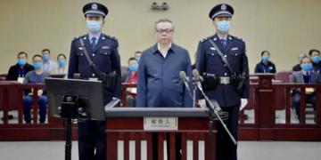 Lai Xiaomin. Photo Handout - AFP