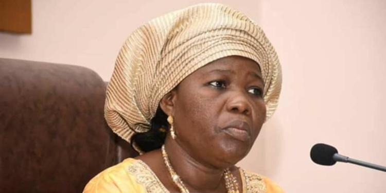 Mariam Chabi Talata Zimé. Photo SCOM Assemblée Nationale