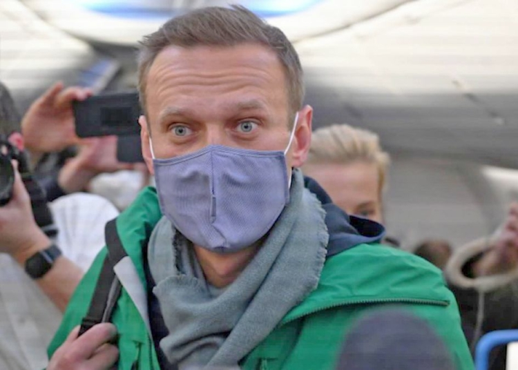 Navalny Photo : Getty Images