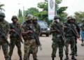 Des soldats ghanéens. Photo DR