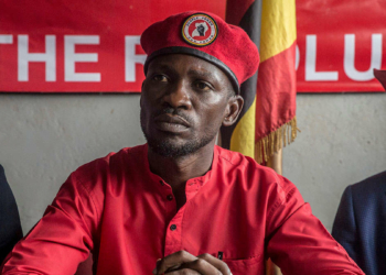 Bobi Wine. © 2019 Sipa via AP Images