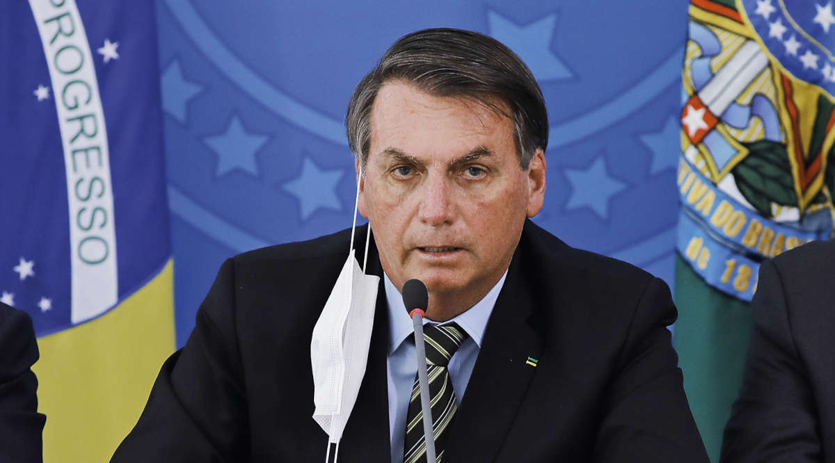 Jair Bolsonaro Photo : Sergio Lima/AFP
