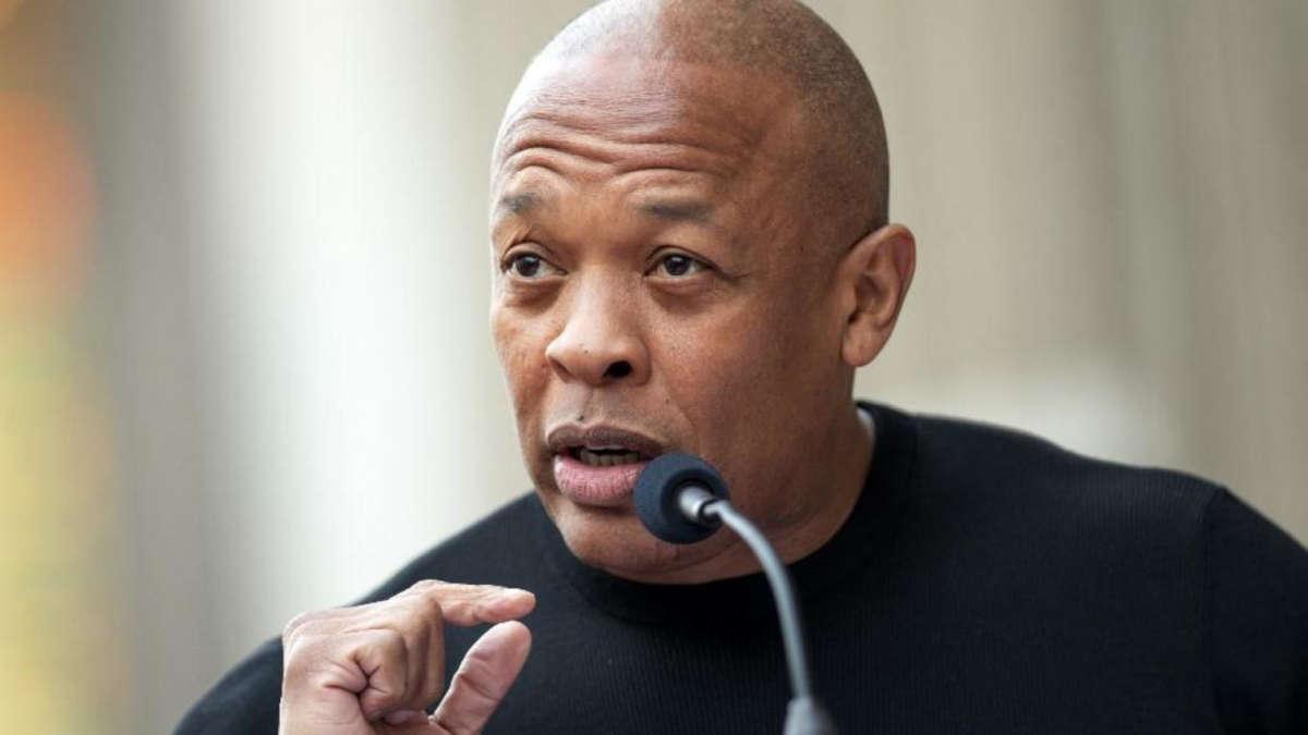 Dr Dre (Photo AFP)