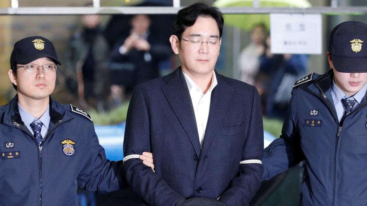 Jay Y. Lee / Photo : REUTERS/KIM HONG-JI
