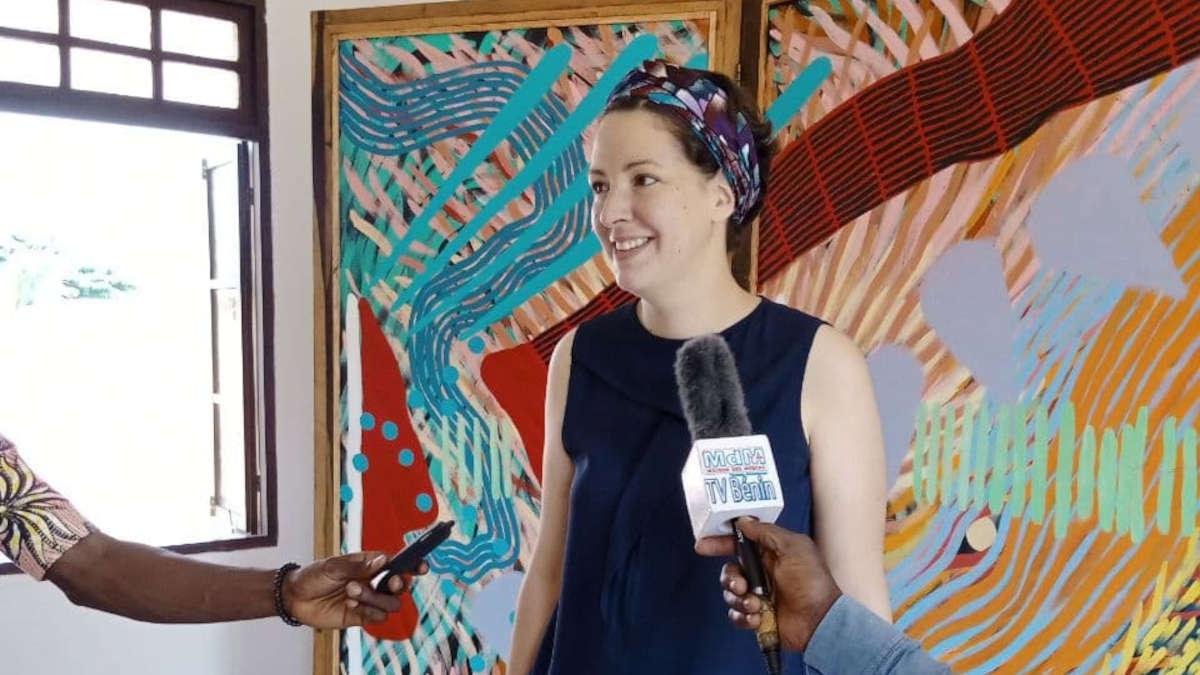 Marie-Cécile Zinsou, Photo : DR