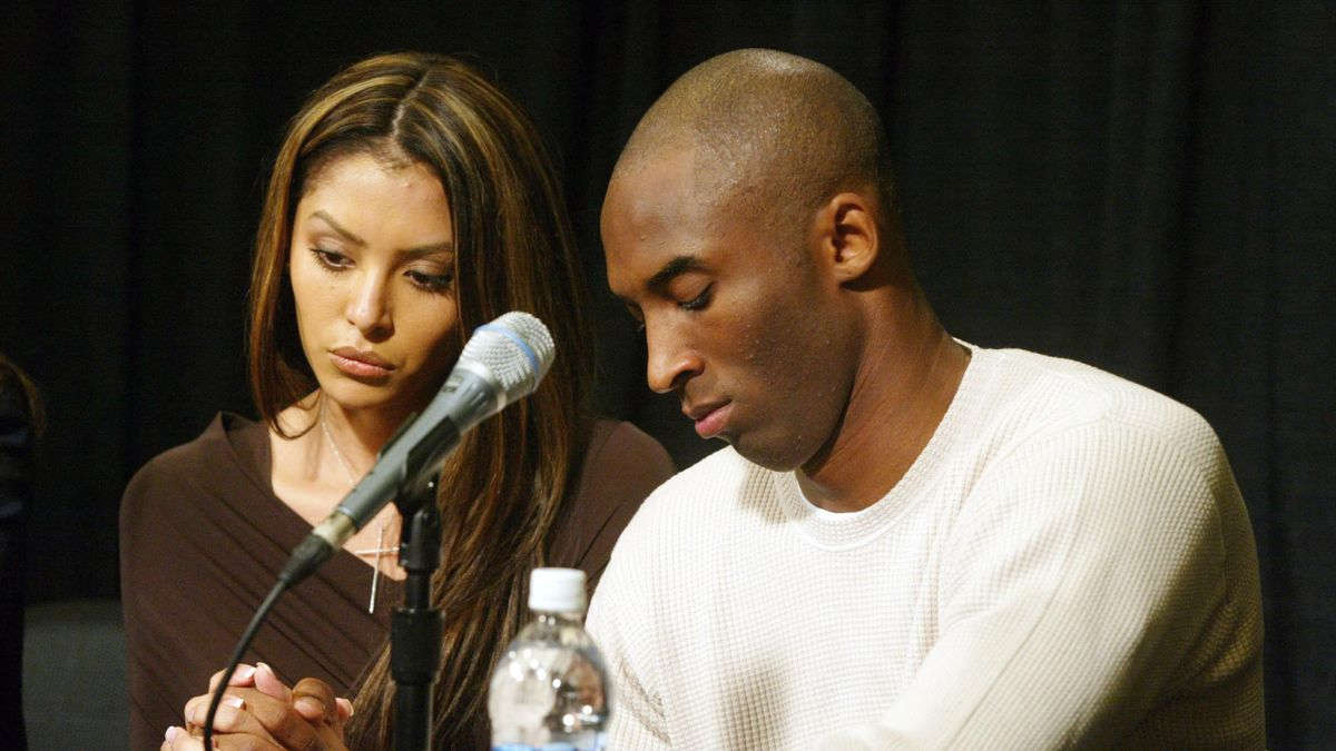 Kobe Bryant, Vanessa Laine Bryant Crédit: Eurosport