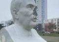 Statue de Mitterrand vandalisée : un acte «inadmissible et honteux», dénonce un maire