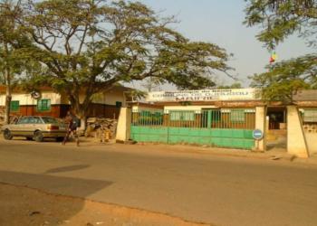 La mairie de Djougou - photo evreux.fr