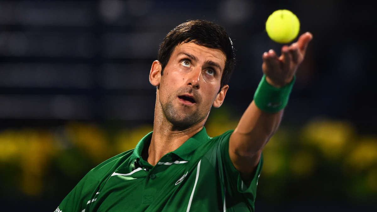 Novak Djokovic (Photo : Tom Dulat/Getty Images)