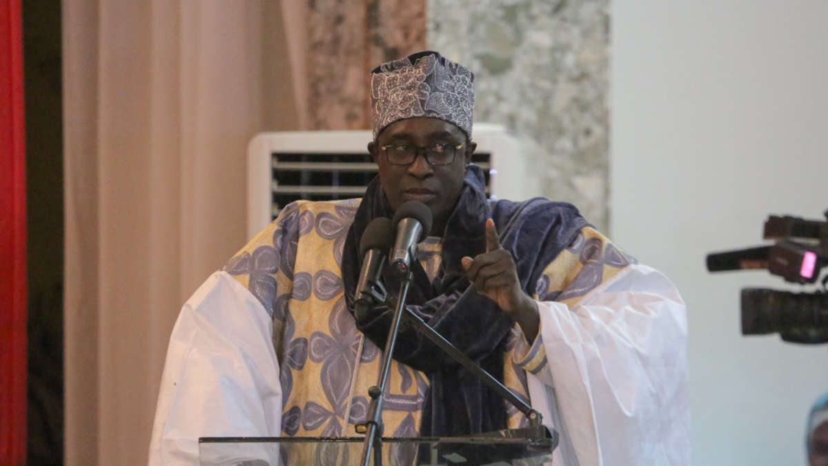 Papa Ibrahima Diagne, photo : DR