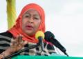 Soumission à son mari : une vieille vidéo de la présidente de la Tanzanie Samia Suluhu fait le buzz