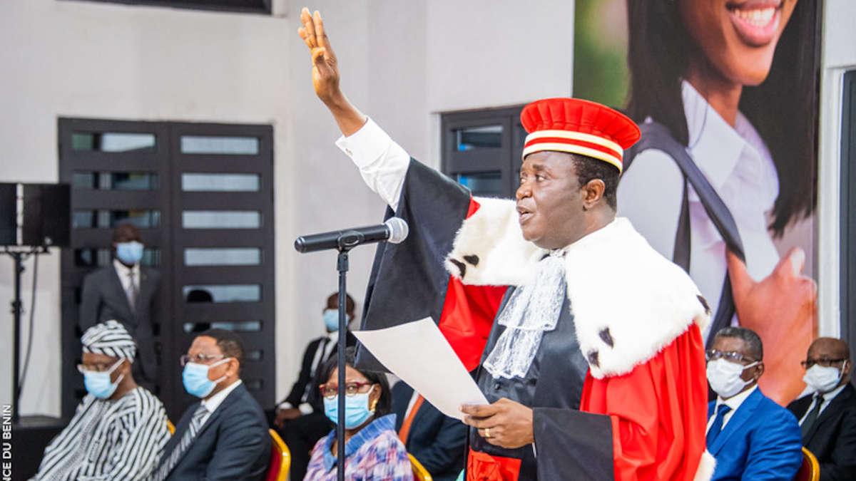 Adossou Dassi Victor (Presidence benin)