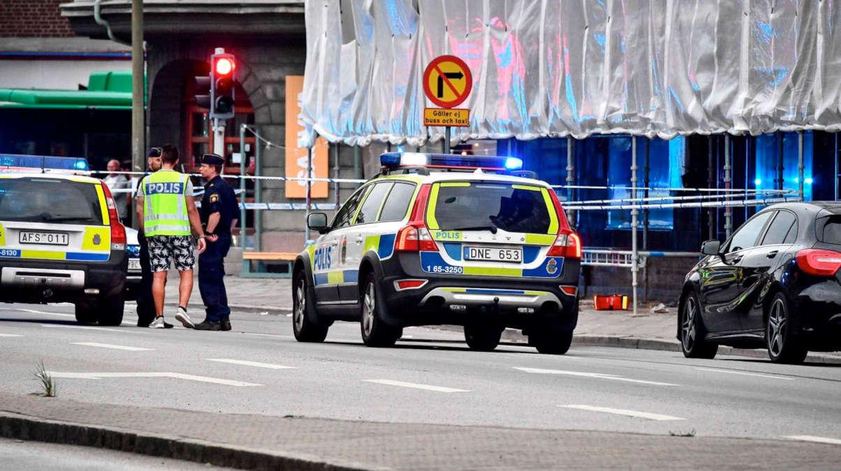 Police suédoise (Photo DR)