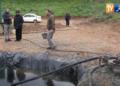 Il découvre du pétrole en cherchant de l'eau sur sa ferme en Algérie
