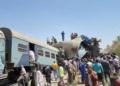 32 morts et 66 blessés dans un accident de train en Egypte