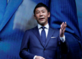 Yusaku Maezawa Photo : Reuters