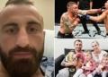 COVID-19 : un champion de MMA révèle ses symptômes difficiles