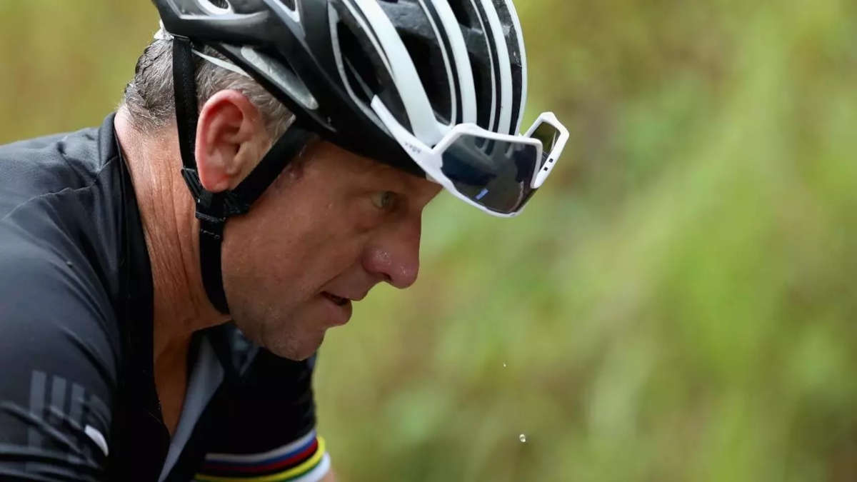 Lance Armstrong. Photo : Ezra Shaw/Getty Images/AFP