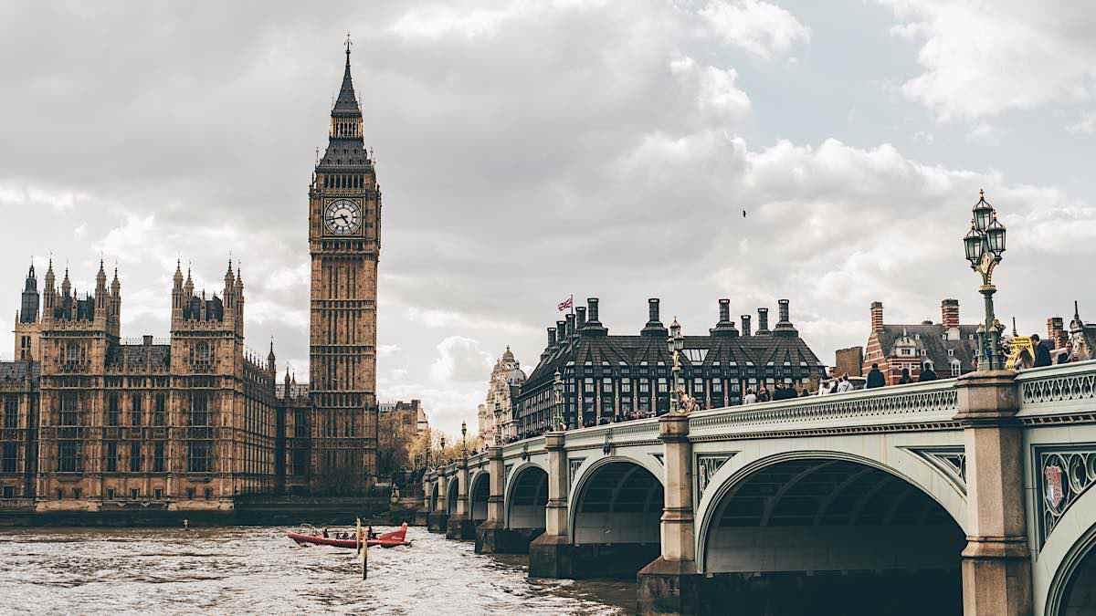 Londres (photo unsplash)