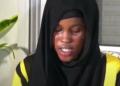 Adji Sarr - Capture d'écran de son interview diffusée par ITV Sénégal. ITV