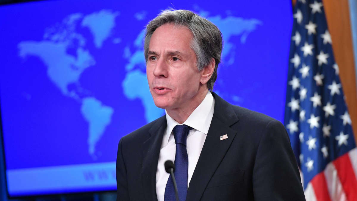 Antony Blinken (Photo Reuters)