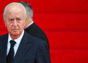 Edouard Balladur. (Photo : ERIC FEFERBERG / AFP)
