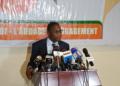Corentin Kohoué, candidat de la dynamique RLC