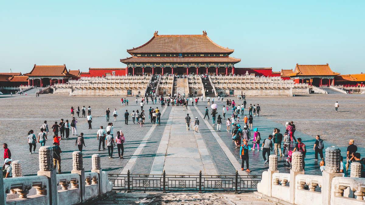 Pékin  - Chine (Photo unsplash)