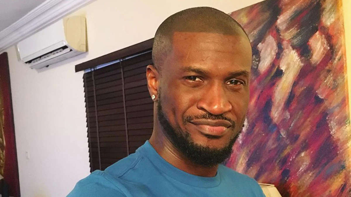 Peter Okoye - Photo DR