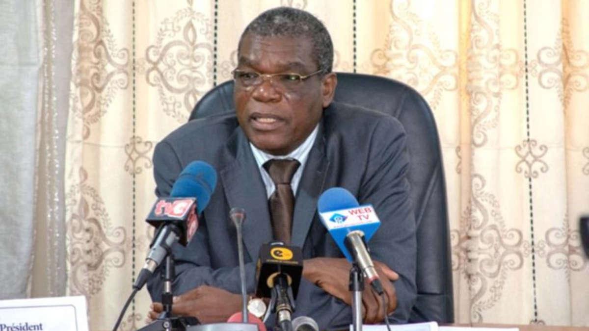 Emmanuel Tiando - Président de la Céna (Photo DR)