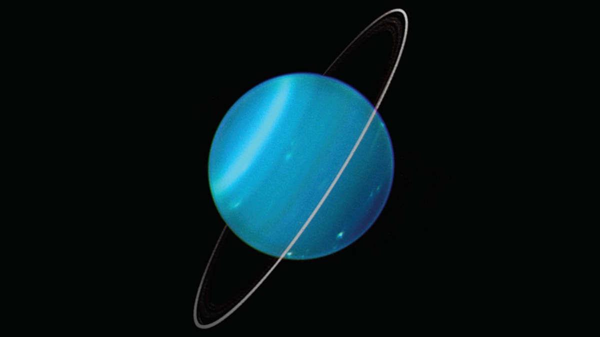 Uranus - photo : DR