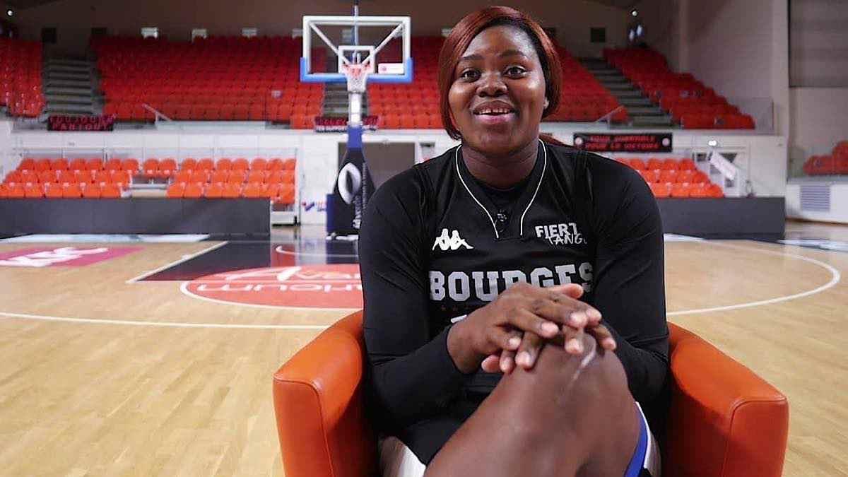 Isabelle Yacoubou (photo basketeurope)