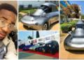 Turquie: Des ingénieurs fabriquent une voiture électrique sous la coupe d'un nigérian de 21 ans