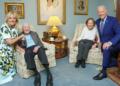 USA : cette photo des Biden amuse grandement les internautes
